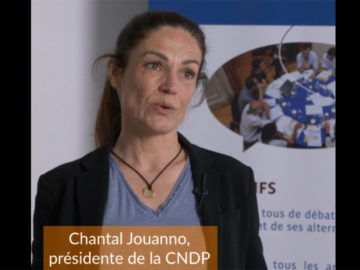Avis de Chantal Jouanno sur le débat NEO